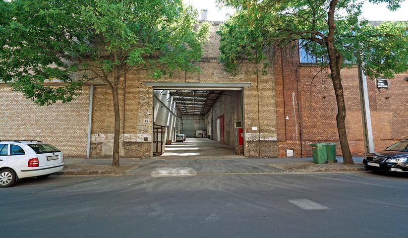 Cserkesz Factory