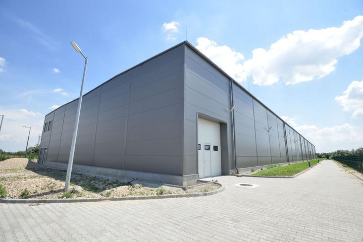 Metropolisz Ipari Terület - MetLOG-1, MetLOG-2