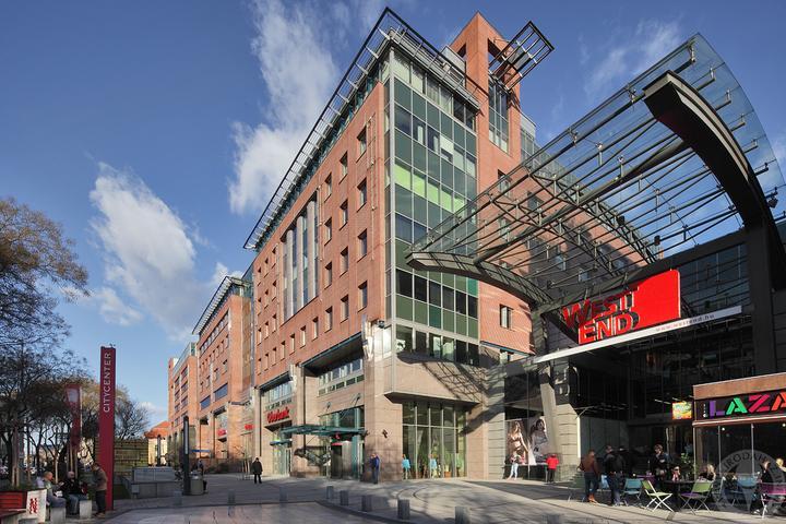 West End City Center Offices