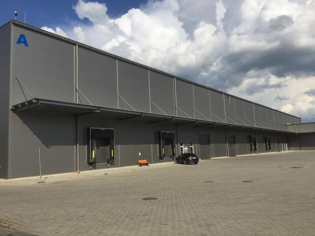 Repülőtéri Multimodális Logisztikai Központ
